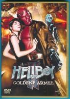 Hellboy II - Die goldene Armee DVD Ron Perlman NEUWERTIG