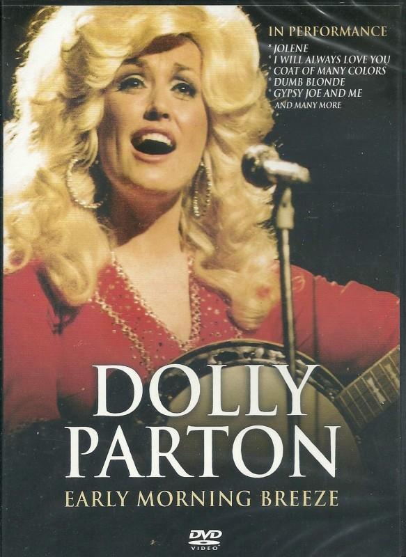 Dolly Parton - Early Morning Breeze (DVD) NEU & OVP (RAR!)