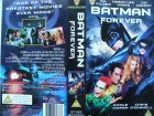 Batman Forever ...  engl. Version !!!  ...  VHS !!!
