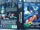 Batman Forever ...  Val Kilmer, Tommy Lee Jones ... VHS !!!