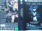 Batmans Rückkehr ... Michael Keaton ... VHS !!!