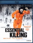 ESSENTIAL KILLING Run to live... Blu-ray - Vincent Gallo