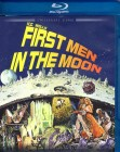 FIRST MEN IN THE MOON Blu-ray Import SciFi Classic limited