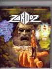 ZARDOZ Blu-ray Import limited Sean Connery John Boorman Kult