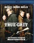 TRUE GRIT Blu-ray - Coen Brüder - Jeff Bridges Matt Damon