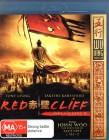 RED CLIFF 2x Blu-ray - Asia Langfassung John Woo Epos Import