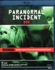 PARANORMAL INCIDENT BOX Teil 1-3 Blu-ry Mystery Horror