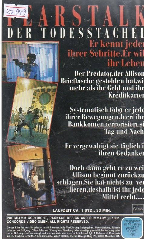 Fearstalk - Der Todesstachel (24049)