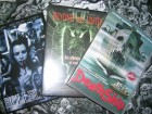 BEYOND THE LIMITS + HELLBLOCK 13 + DEATH SHIP DVD NEU OVP