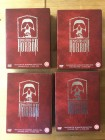 Masters of Horror Series 1 + 2 Volume 1 +2 - 26 Discs DVD UK