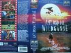 Amy und die Wildgänse ... Anna Paquin, Jeff Daniels  .. VHS