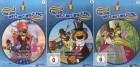 Um die Welt mit Willy Fog Vol. 1-3 (3DVDs / Kinderfilme)