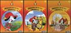 Dogtanian und die drei Musketiere Vol. 1-3 (3DVDs / Kinderfi