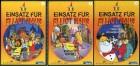 Einsatz für Elliot Maus Vol. 1-3 (3DVDs / Kinderfilme)