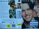 Nine Months ... Hugh Grant, Julianne Moore ... VHS !