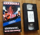 Kickboxer 2 II (seltenes Promo NTSC US 1991 VHS Video HBO)