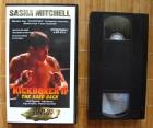 Kickboxer 2 II (Dänische Fassung 1991 VHS Video Scanbox)