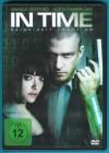 In Time - Deine Zeit läuft ab DVD Justin Timberlake NEUWERT.