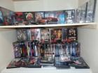 grosse Horror DVD Sammlung Hartboxen+Digipaks+Amarays