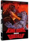 KING KONG GEGEN GODZILLA - kl Hartbox B Lim 199 OVP