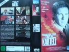 Das Kartell ... Harrison Ford, Willem Dafoe  ...  VHS !