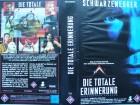 Die Totale Erinnerung ... Arnold Schwarzenegger  ... VHS !!!