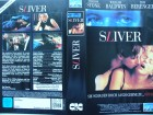 Sliver ... Sharon Stone, William Baldwin ... VHS !!!