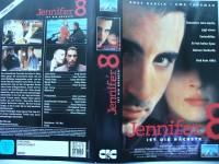 Jennifer 8 ... Andy Garcia, Uma Thurman ...  VHS