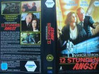 12 Stunden Angst - Narrow Margin ... Gene Hackman ... VHS !