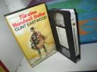 VHS - Für eine Handvoll Dollar - Taurus Verschweißt