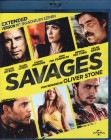 SAVAGES Blu-ray - Oliver Stone John Travolta Salma Hayek TOP
