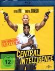 CENTRAL INTELLIGENCE Blu-ray - Dwayne Johnson Kevin Hart