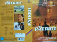 The Patriot ... Steven Seagal, Gailard Sartain ... VHS