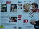 I. Q. - Liebe ist relativ ... Meg Ryan, Tim Robbins ... VHS