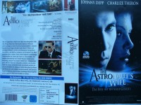 The Astronaut´s Wife ... Johnny Depp, Charlize Theron .. VHS