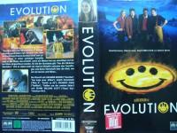 Evolution ... David Duchovny, Julianne Moore   ... VHS !!!
