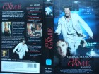 The Game ... Michael Douglas, Sean Penn  ...  VHS !!!