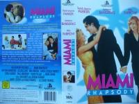 Miami Rhapsody ... Sarah Jessica Parker, Mia Farrow ...  VHS
