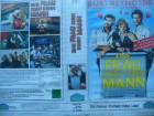 Eine Frau steht ihren Mann ... Burt Reynolds  ...  VHS !!!