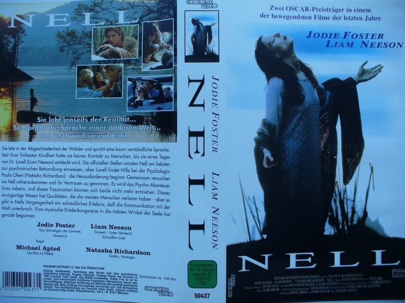 Nell ... Jodie Foster, Liam Neeson, Natasha Richardson