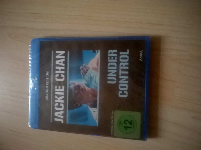 Jackie Chan - Under Control - Dragon Edition-Blu-ray