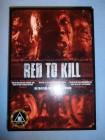 Red to Kill - kleine Hartbox - Uncut - CAT III Serie