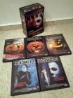 Halloween 1-5 Uncut DVD Box