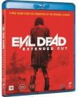 Evil Dead Remake Extended Cut Blu Ray 7 min. länger