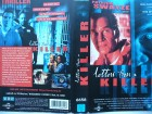 Letters from a Killer ... Patrick Swayze, Kim Myers ... VHS