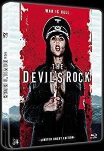 3x Devils Rock, The - Uncut Metalpak Edition - BD (N)