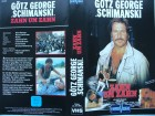 Schimanski - Zahn um Zahn  ...  Götz George ...  VHS !!!