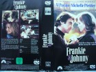 Frankie & Johnny ... Al Pacino, Michelle Pfeiffer ...  VHS