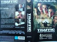Traffic - Macht des Kartells ... Michael Douglas ...  VHS