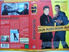 Rush Hour ... Jackie Chan, Chris Tucker ...  VHS